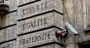 Liberté, Surveillé, Fiché - Photo par David Henry, © 2015 www.davidphenry.com