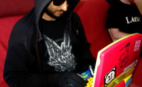 Un dangereux hacker au travail pour la Fédé FDN
